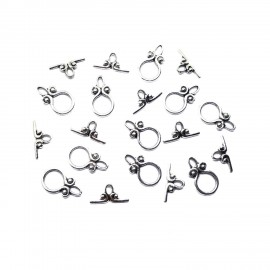 Oritental Toggle Clasps