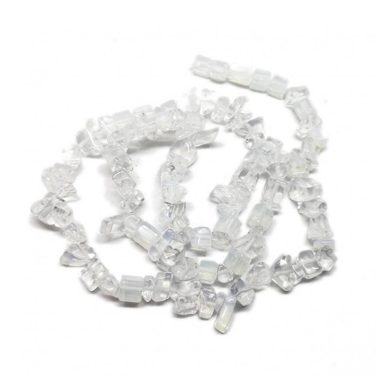 Opal Gemstone Chip Beads
