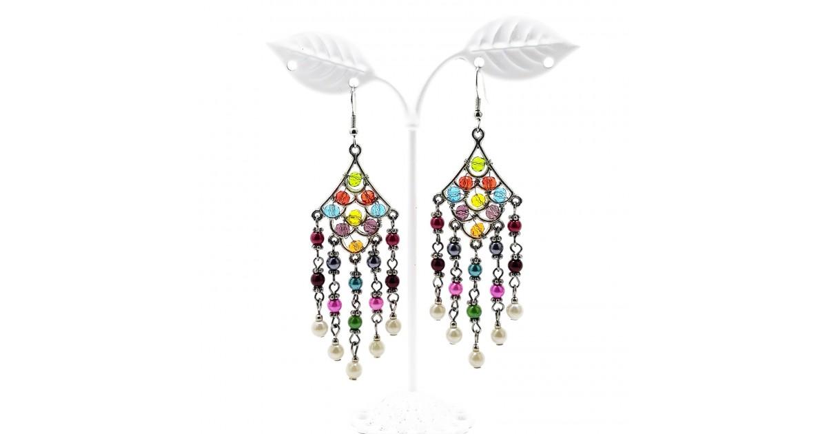 Handcrafted Bohemian Style Earrings