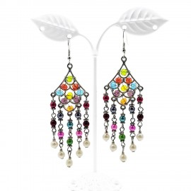 Handcrafted Bohemian Style Earrings