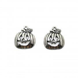 Halloween Jack Skellington Pumpkin Charms