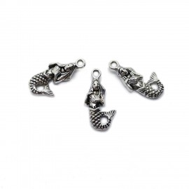 Mermaid Pendant Charms