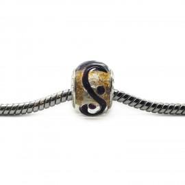 European Style Murano Glass Charm Beads