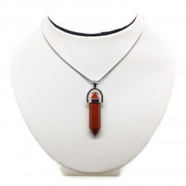 Red Jasper Chakra Stone Pendant