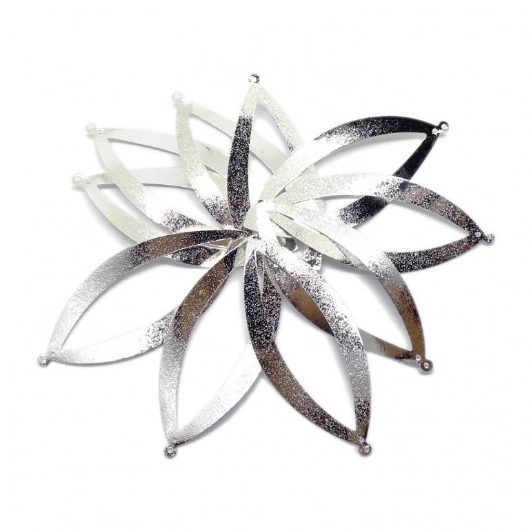 Stardust Twist Olive Earring Charms