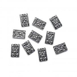 3-Hole Hollow Bracelet Charms