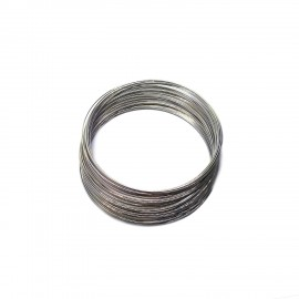 Bracelet Rigid Steel Memory Beading Wire Coils