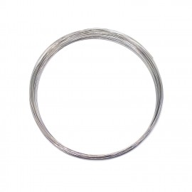 Necklace Rigid Steel Memory Beading Wire Coils