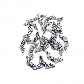 Angel Wing Spacer Charm Beads - Style A